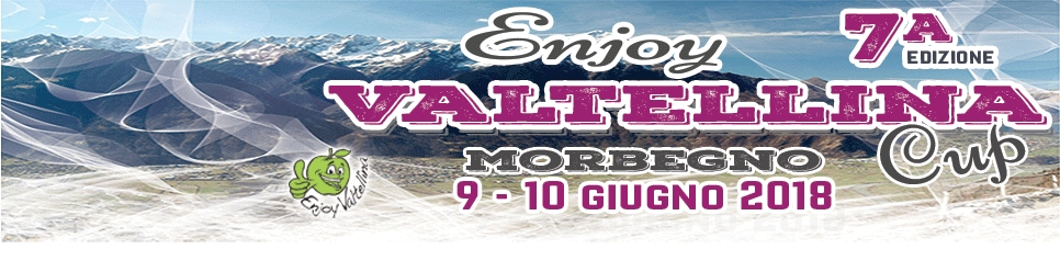 Enjoy Valtellina Cup 2018